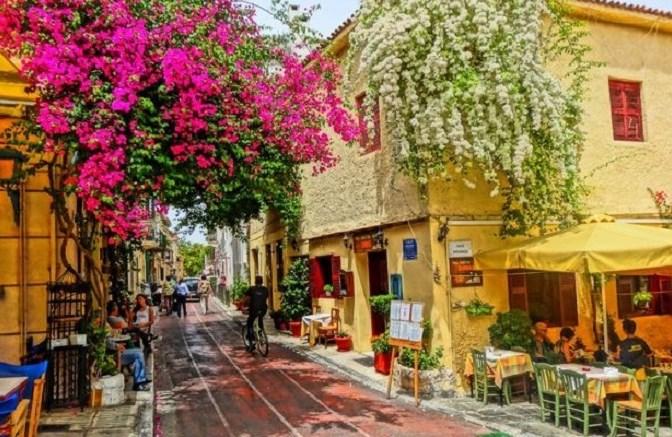 Spring Athens