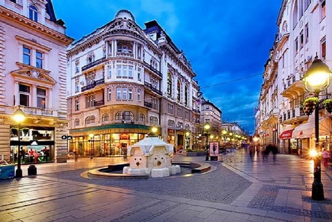 Spring Belgrade