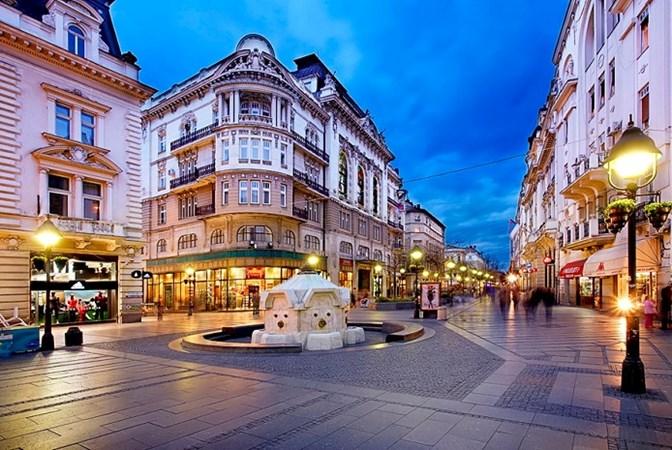 Belgrade Summer 2018