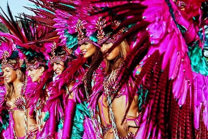 Rio De Janeiro Carnival 2019