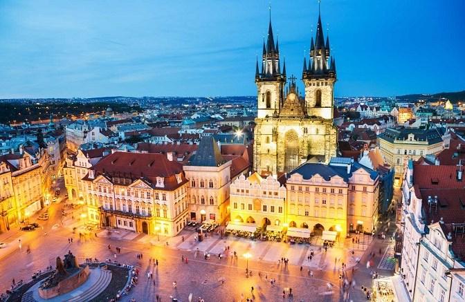 Prague Summer 2018